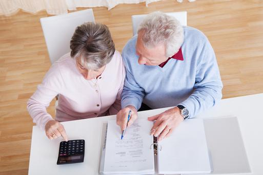 Old couple can't get a mortgage