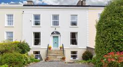 32 Sandycove Road is double fronted over three floors