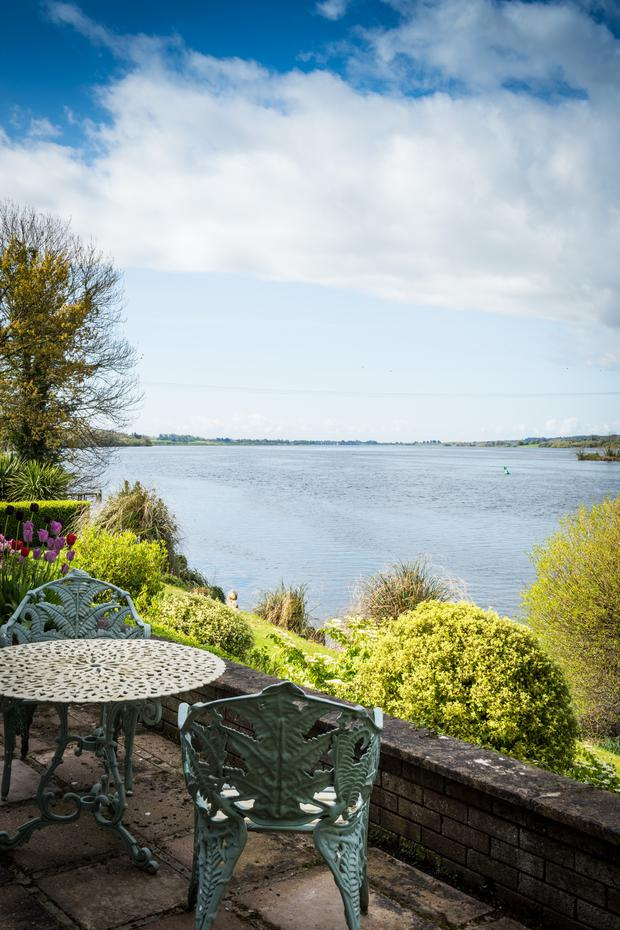 View of the river Shannon