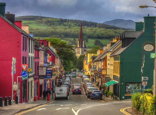 Kenmare is only 2.5km away