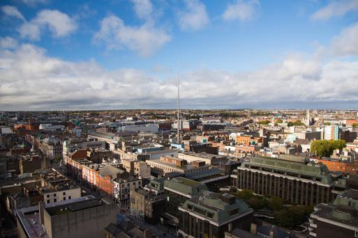 In Dublin, rents have now risen for 23 consecutive quarters – nearly six years – and have risen a total of 66pc since 2011