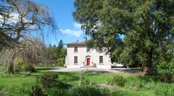 Glenleigh House was built atround 1840 and sits on 37 acres