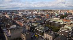 There were only 605 social housing units started on-site in Dublin City in 2016