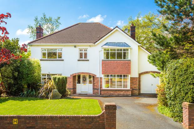 5 Dunboy in Foxrock, Dublin 18, is a five-bed on the market for €1.25m