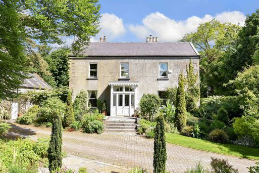 The house is 3,500 sq ft and has been carefully refurbished while maintaining its authentic features