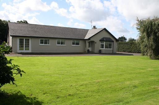 This detached bungalow measures 1,765 sq ft