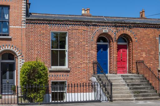 This Portobello terrace has been redesigned to create an open-plan kitchen and family room