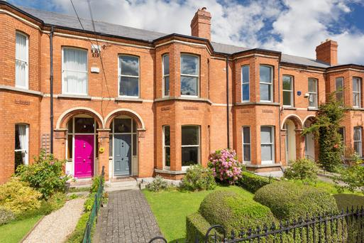 7 York Road in Rathmines is on the market for €795,000