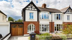 11 St Alban's Park in Dublin 4, on the market for €950,000