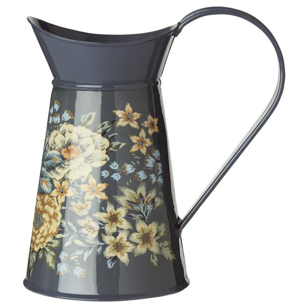 Small floral jug, €17, marksandspencers.ie