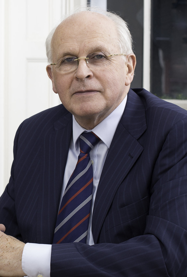 Ken MacDonald, managing director of Hooke & MacDonald