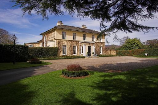 Borleagh Manor is on the market with 160 acres