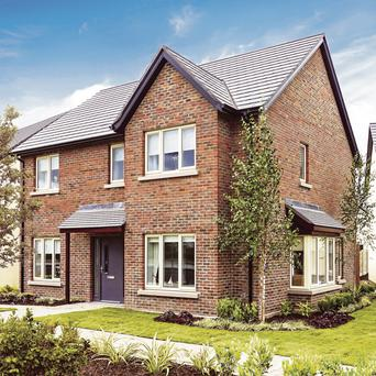 The Beechwood homes exterior