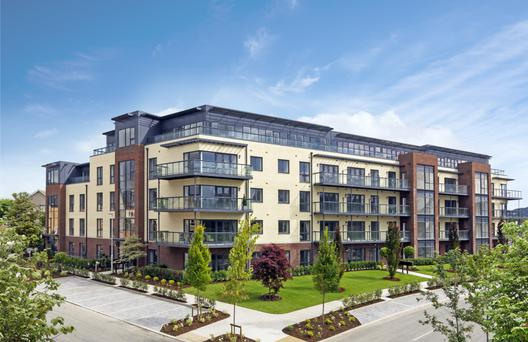 Eustace Court launches 36 apartments at Cualanor, on the former Dun Laoghaire Golf Club