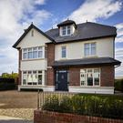 Clairville Lodge in Malahide is set on two acres of parkland and features 15 four- and five-bedroom semi-detached and detached units.