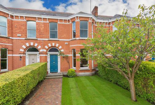 11 Spencer Villas, Gleanageary is on the market for €1.495m