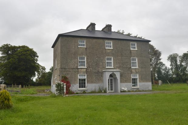 The 300-year-old house in Roscommon