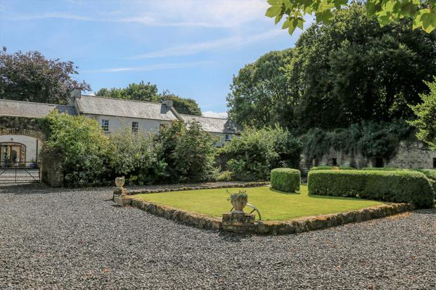 Craddenstown Lodge grounds. Photo: Joe Duffy Photography