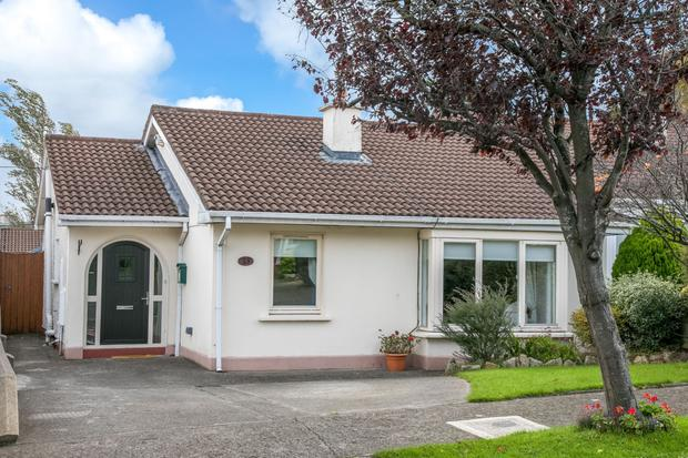 The bungalow has been extended to 1,325 sq ft