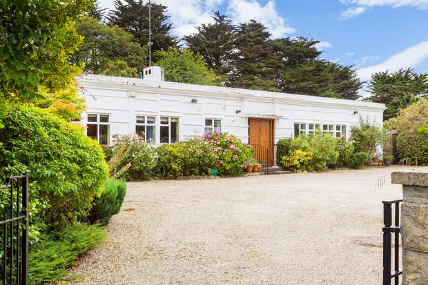 Mentone, Westminster Road, Foxrock, on the market for €975,000
