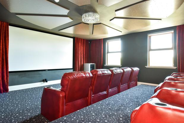 The home cinema