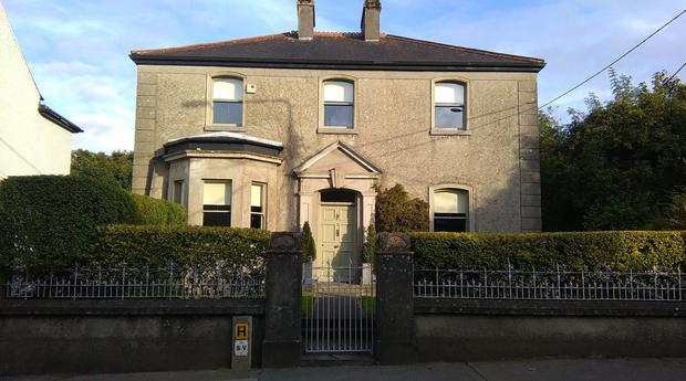 The townhouse at Bishop Street in Tuam was built around 1912