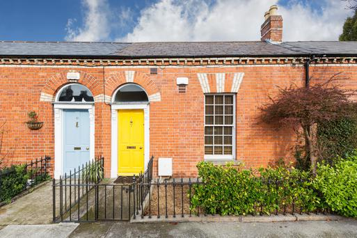 A three-bed at 11 Lomard Street West is priced at €725,000