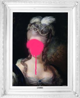 Defaced Duchess, €208, frenchbedroomcompany.com
