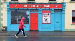The Square Bar in Portlaoise