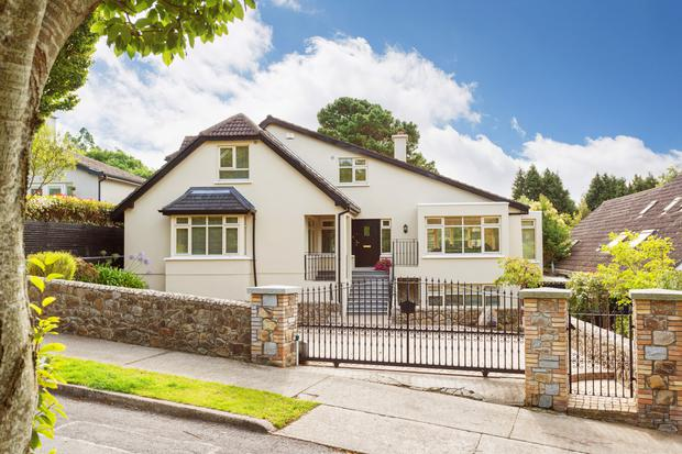 No 22 Coundon Court, Killiney is on the market for €1.695m