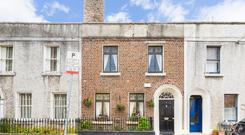 The terraced property in Ranelagh
