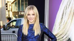 The 20-year-old actress Chloe Grace Moretz who was seeking a pad while filming in Dublin
