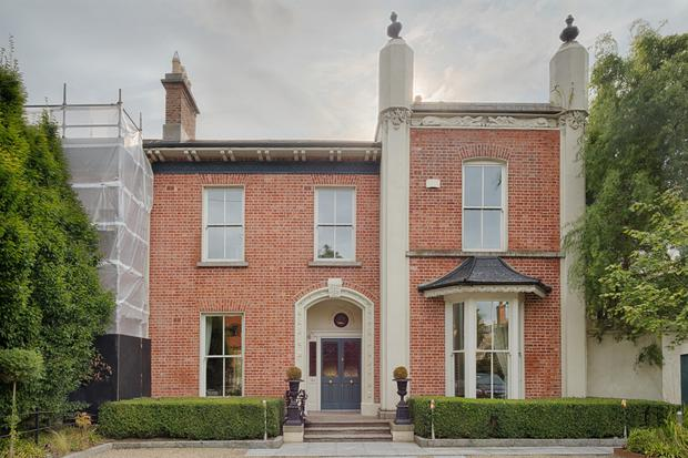 Malakoff Villa in Rathgar which Chloe Grace Moretz attempted to let for €20k