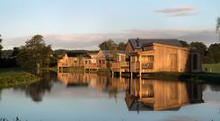 Cutting-edge design from Soho House Group, with their latest high-design venture – 40 log cabins set in the Cotswolds
