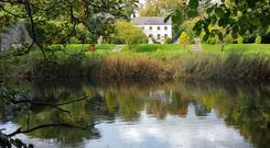 Marshfield's proximity to the Liffey served it healthily for salmon and trout;