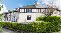 The property at 2 O'Brien's Place, off Joyce Road in Drumcondra