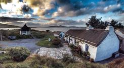 Jacob's Cottage, Co Donegal