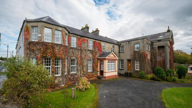 A 15 Bedroom Period House At Boyle