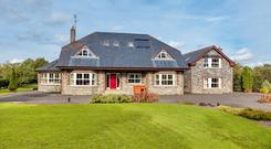 Housefield is a six-bed detached dormer bungalow spanning 4,500 sq ft