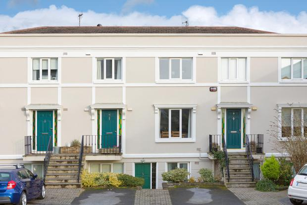 No 16 Vico Rock, Sorrento Road, Dalkey, a three-bed duplex, is on the market for €745,000