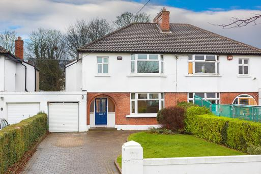 No 47, the Stiles Road in Clontarf is on the market for €895,000