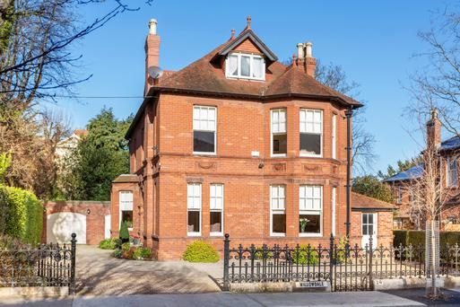 Five-bed Willowdale, 24 Orwell Park is on the market for €2.95m