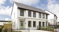 KINSALE MANOR: The first phase had 40pc first-time buyers, 40pc trading down and 20pc second homes