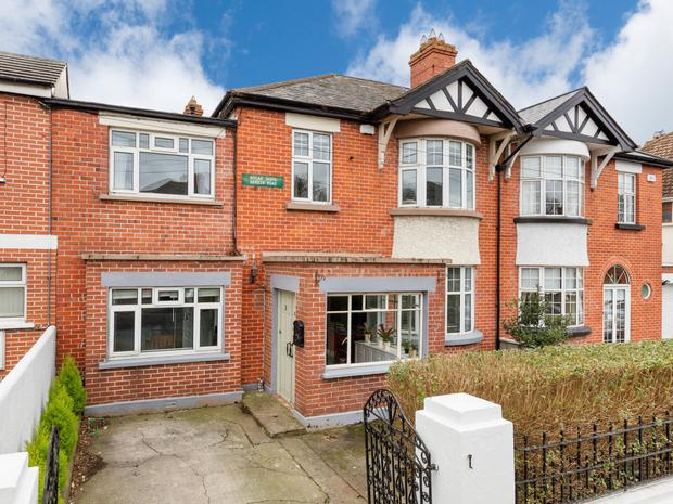 No 1 Skreen, Navan Road in Dublin 7, a four-bed detached house is on the market for €545,000