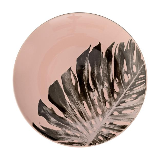 Ceramic dinner plate, €17, cultfurniture.com