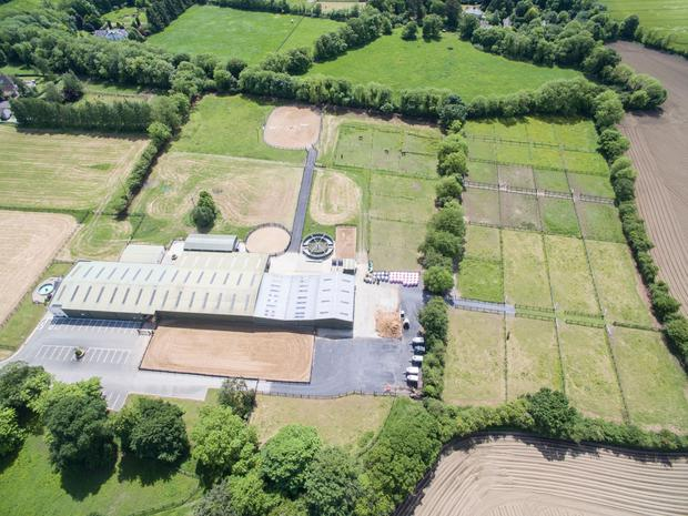 Thornton Park and Equestrian Centre is one of the bigger equestrian centres in the country
