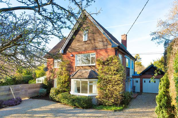 No 2 Maple Road, Clonskeagh, Dublin, a four-bed detached residence is on the market for €2.05m