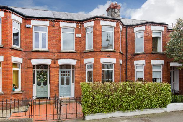 No 33 Hollybank Avenue Lower, Ranelagh, a three-bedroom terrace on the market for €850,000