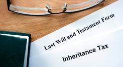 'You cannot retrospectively re-write a will'
