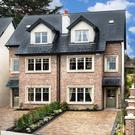 A new development at Inglenook Woods, Carrickmines, brings a number of substantial homes to the market